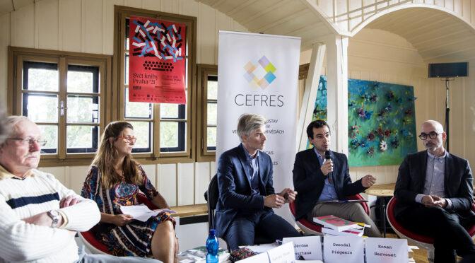 L'édition française en sciences sociales et humaines consacrée à l'Europe centrale